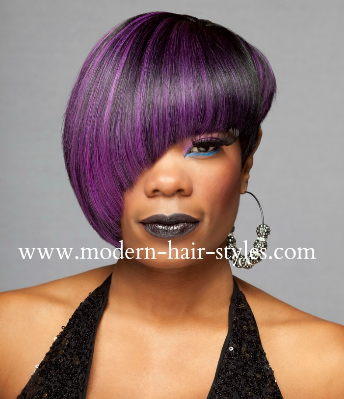 Black Women Short Hairstyles, Pixies, Quick Weaves, 27 Piece, and ...