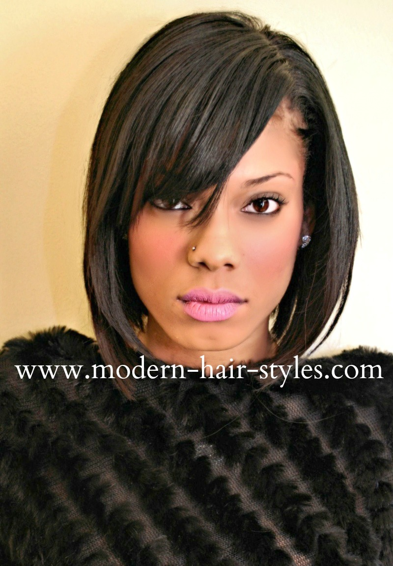 2018 Black Hair Styles Black Hair Weave Styles Relaxed Or Natural