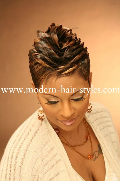 ... Black Hair Styles, Black Hair Weave Styles, Black Hairstyles Pictures
