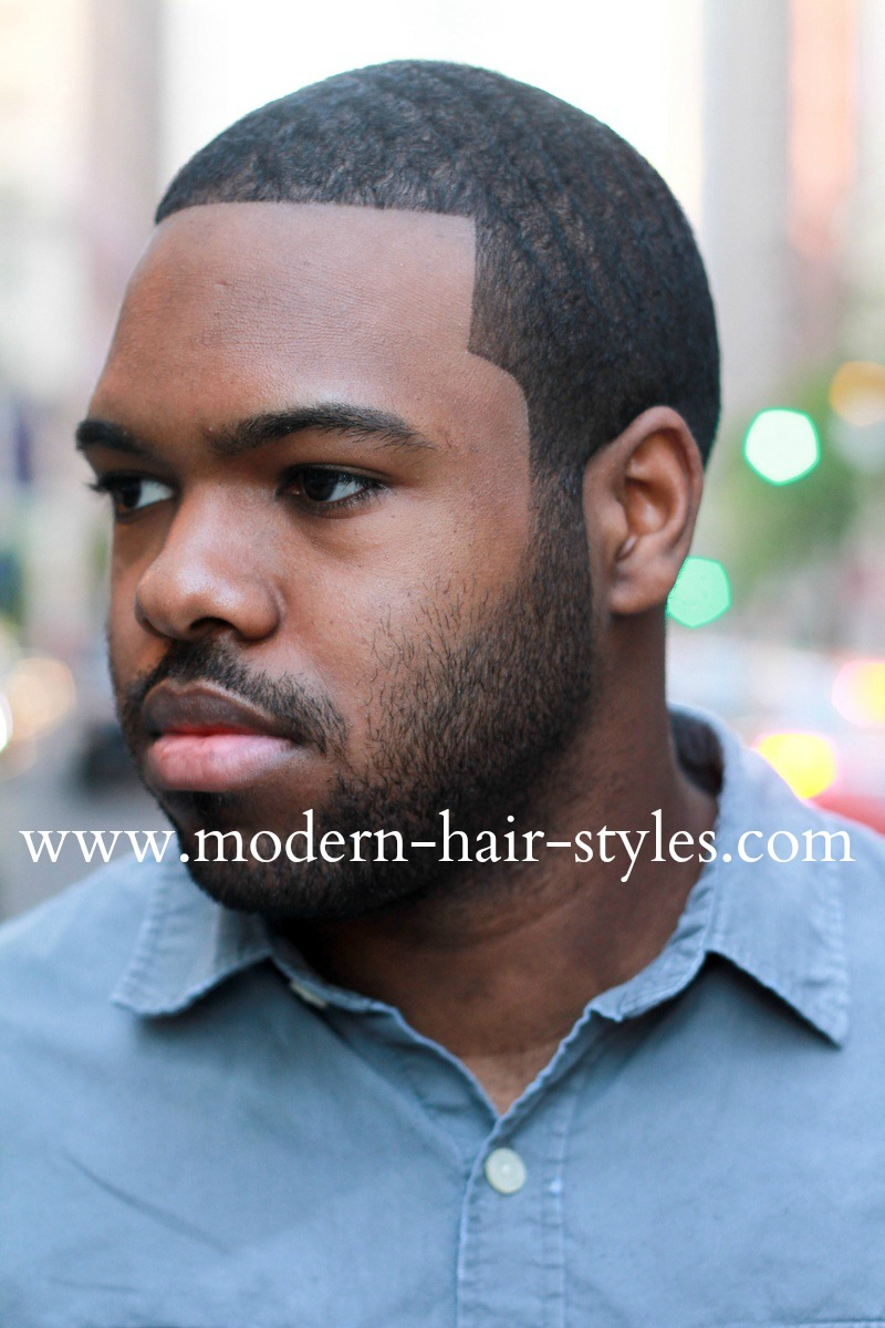 Black Mens Hair 360 Waves Mohawks Razor Cuts And Classic Fades