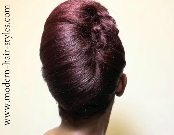 Amazing Black People Hair Styles And Ideas W Zero Heat. Awesome Spotlight Other And French  Roll ...