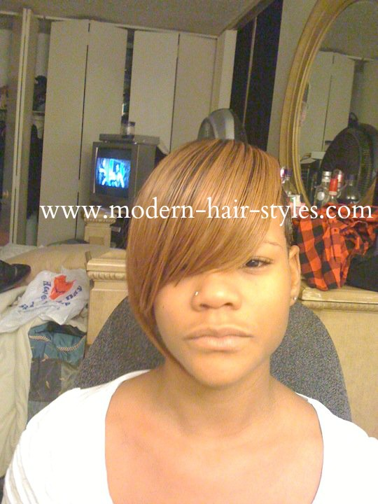 Black Short Hairstyles Pixies Quick Weaves Texturizers And More