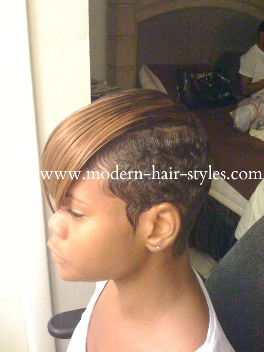 Black Short Hairstyles, Pixies, Quick Weaves, Texturizers and More