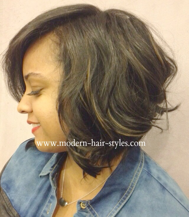Magnificent Black Women Hair Styles Of Bobs Pixies 27 Piece Weaves Mohawks Hairstyle Inspiration Daily Dogsangcom