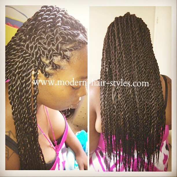 Crochet Braids Jersey City : ... Black Women Hairstyles, of Weaves, Braids, and, Protective Styles