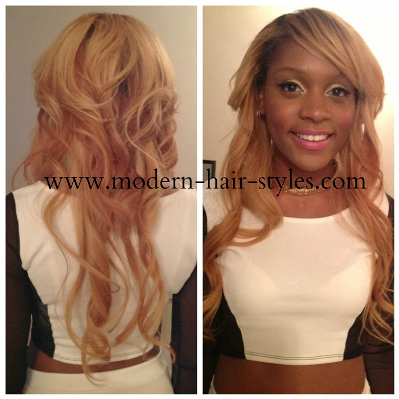 Admirable Short Black Women Hairstyles Of Weaves Braids And Protective Hairstyle Inspiration Daily Dogsangcom