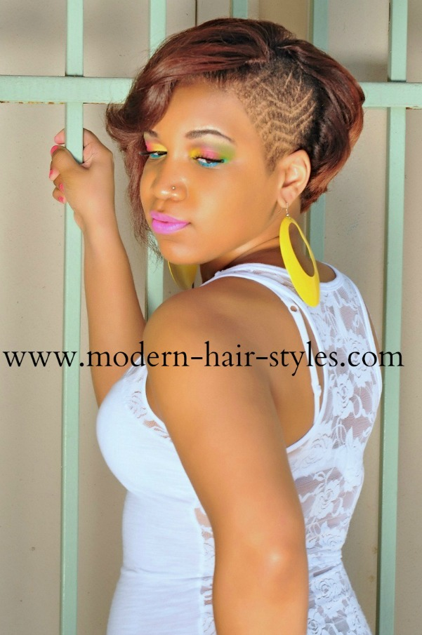 Stupendous Short Black Women Hairstyles Of Weaves Braids And Protective Short Hairstyles For Black Women Fulllsitofus