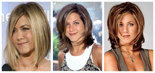 celebrity short hairstyles jennifer aniston short hair