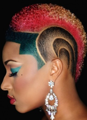 ghetto hairstyles 201