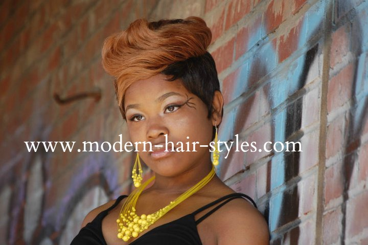 Hair styles for black women and styling options 27 piece weave urmus Images