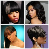 Pictures and styling ideas for black women and men hairstyles
