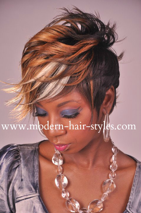 Hair Styles for Black Women, and Styling Options