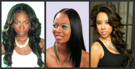 sew in with braids requires your real hair to be braided into a ...