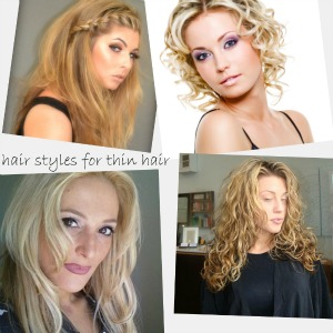 hair styles for thin hair