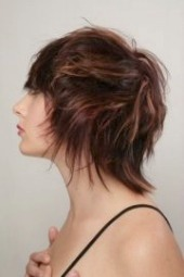 how to style short hair 2012