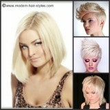 hair styling ideas for blonde hair