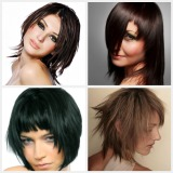 modern hair styles layered hairstyles