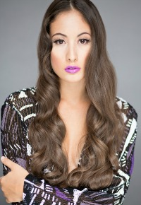New hair styles for long hair will be all about the center parting and side parts mixed with luxurious waves or curls