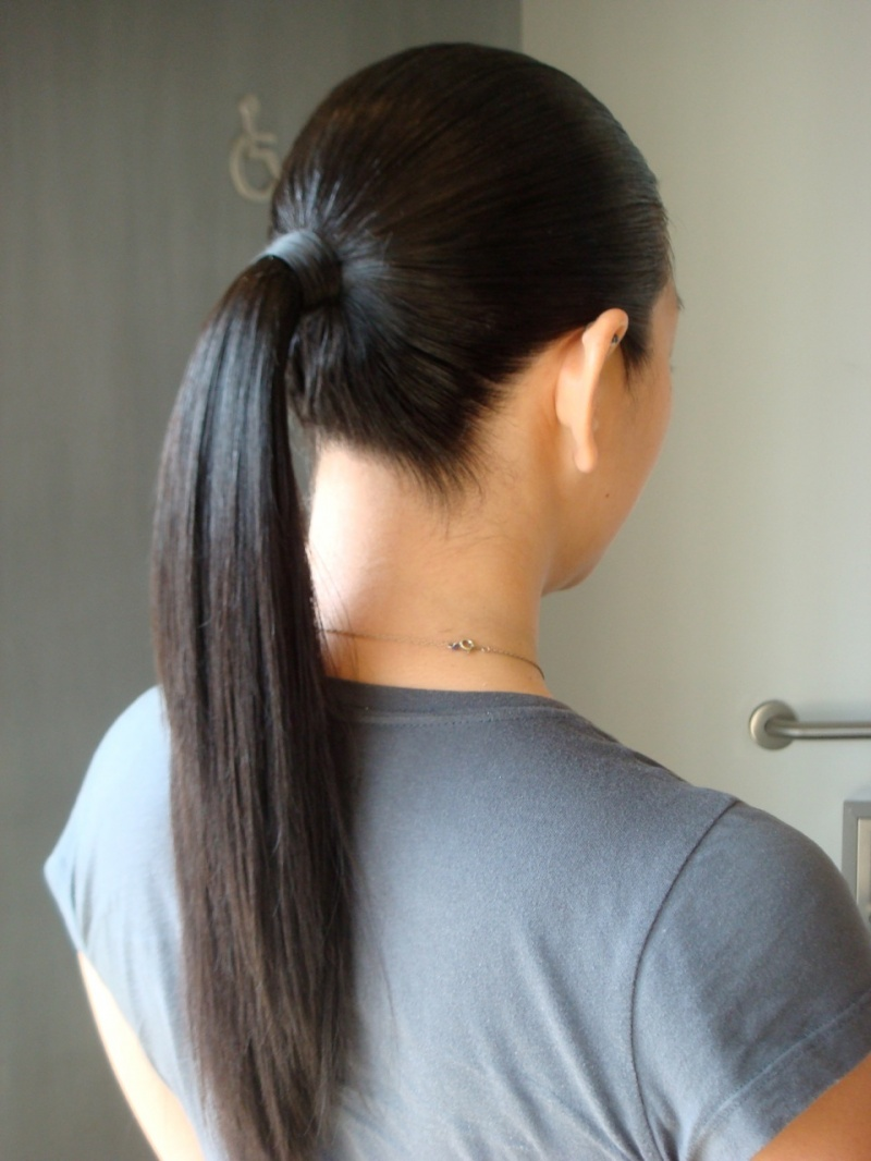 Active Ponytail great for the gym