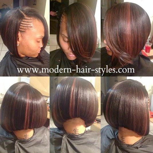 Black Hair Styles Extensions 83