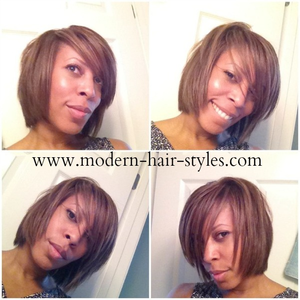 Short black hairstylesnight time maintenance tips and hummidity hair pmusecretfo Images
