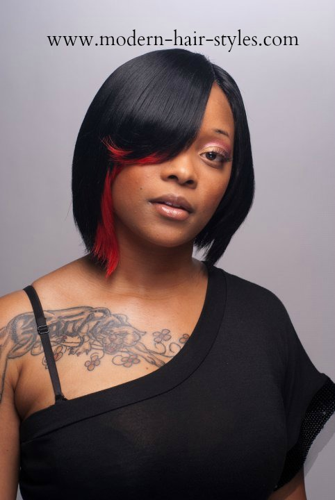 Bobs: A short Bob is a Classic and Stylish Option for Black Women and ...
