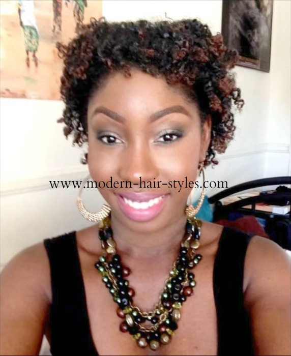 Short Hairstyles For Black Women Self Styling Options And Maintenance Tips