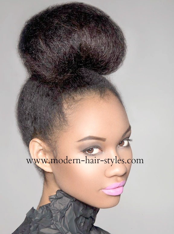 New All About Fashion Messy Bun Hairstyles