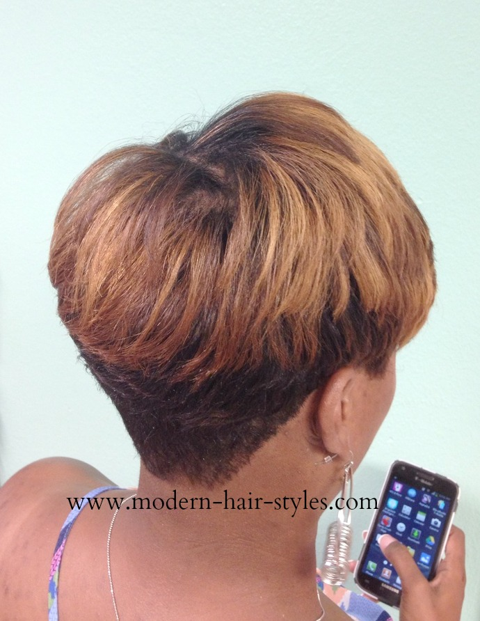 Stupendous Short Hairstyles For Black Women Self Styling Options And Short Hairstyles Gunalazisus