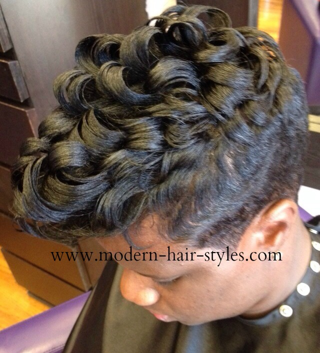 ... Pixies: The Most Popular Short Hairstyles for Black Women ever