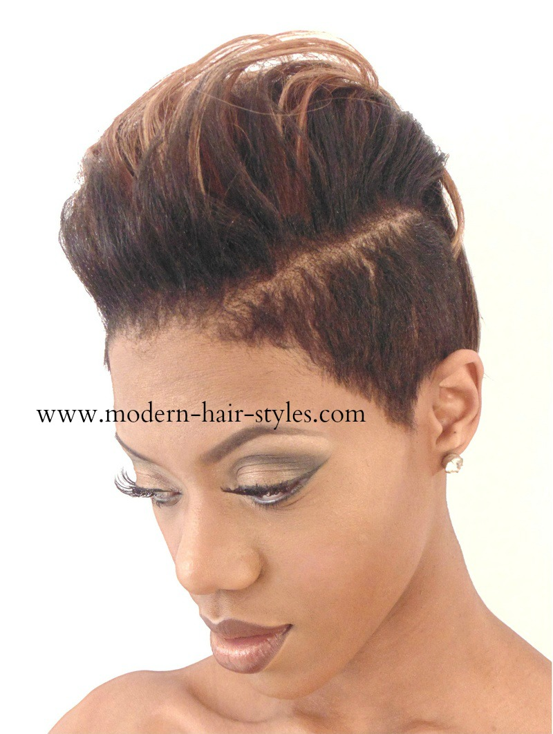 Tremendous Short Hairstyles For Black Women Self Styling Options And Hairstyle Inspiration Daily Dogsangcom