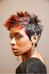 african american short hairstyles