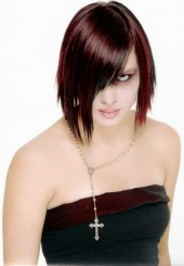 short bob haircuts for teen girls