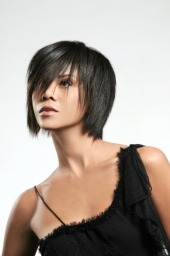 short layered bob haircut pictures