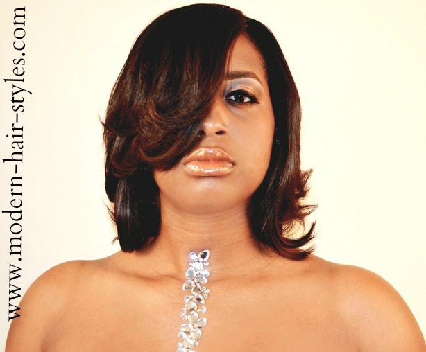1 Site Hair Style: Black People Hair Style, Everyday, Wash, Wrap And Styling