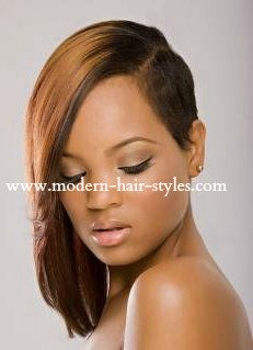 Miraculous Glue In Weave Hairstyles Impression Hair Style Short Hairstyles For Black Women Fulllsitofus