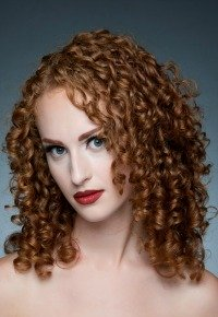 Tight ringlet curls will add an appearance of instant glam. Dress it up or down according to what you wear.