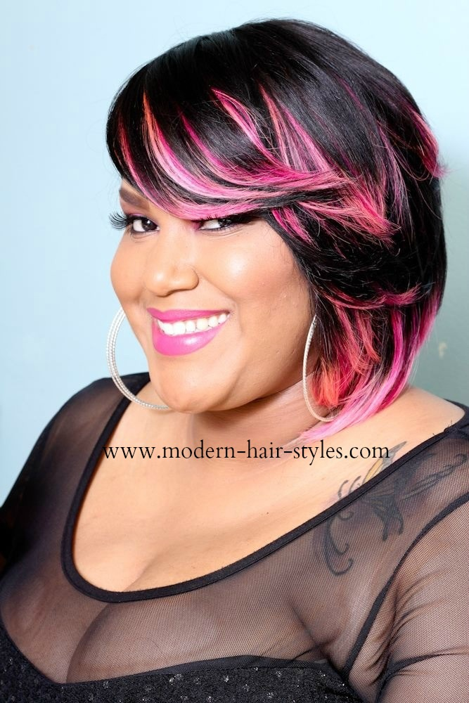 Short Black Hairstyles Night Time Maintenance Tips And