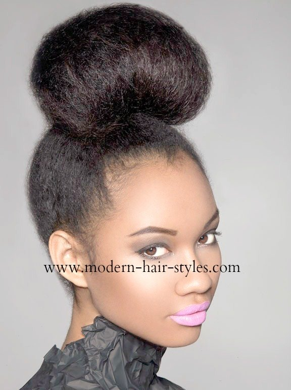 Short Hairstyles for Black Women, Self-Styling Options, and ...