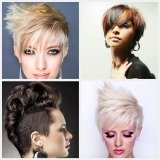 Pictures and styling ideas for short hair styles