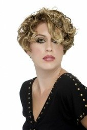 short curly hair cut pictures